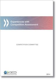 2014 competition assessment implementation report cover