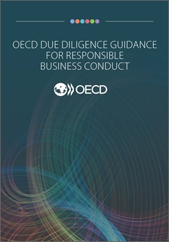 Oecd Due Diligence Guidance For Responsible Business Conduct Oecd
