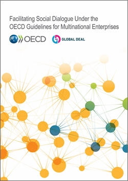 Facilitating social dialogue under the OECD Guidelines for MNEs 250x354