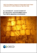 Minerals Alignment Assessment Cover Preliminary 150x212