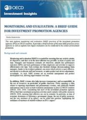 Monitoring and evaluation: a brief guide for investment promotion agencies 200x271