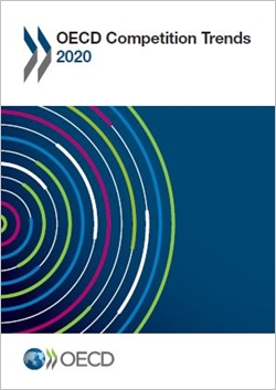 OECD Competition trends 2020 cover 250x353