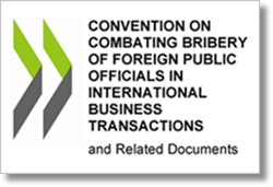 OECD Anti-Bribery Convention cover page 250 x 171