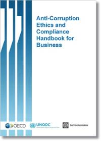 Anti-Corruption Ethics and Compliance Handbook for Business - cover 250x348
