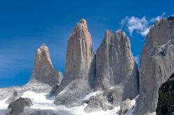Chile - Torres Del Paine National Park - 500 x 330 pixels