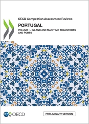 OECD Competition Assessement Reviews Portugal Cover Volume 1