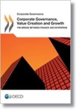 Corporate Governance, Value Creation and Growth cover 150 pixels wide