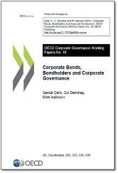 Corporate Bonds, Bondholders and Corporate Governance Cover