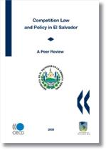 El Salvador Competition Peer Review cover 2008