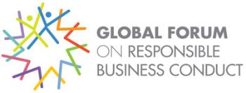Global Forum on Responsible Business Conduct + text 400 pixels wide