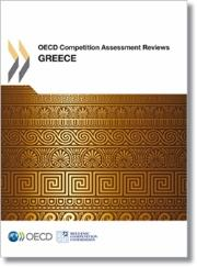 OECD Competition Assessment Reviews: Greece - cover 250 pixels
