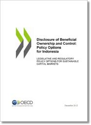 Disclosure of Beneficial Ownership and Control:Policy Options for Indonesia - 300 x 423 pixels