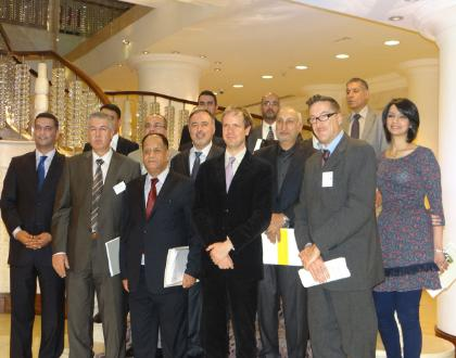 Fourth Working Group on Investment Zones in Iraq - 11-12 November 2012