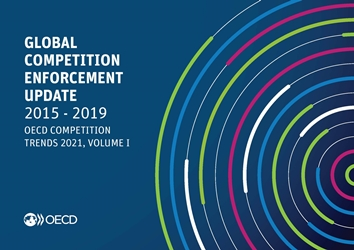 2021 OECD Competition Trends Vol 1 Cover