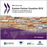 SME Policy Index: Eastern Partner Countries 2012 180x180 pixels
