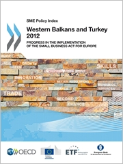 SME Policy Index: Western Balkans and Turkey 2012 - 180 pixels
