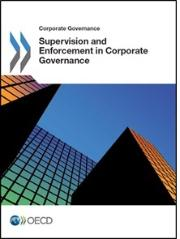 Supervision and enforcement in corporate governance cover