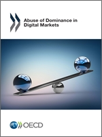 Abuse of dominance in digital markets 2020 cover