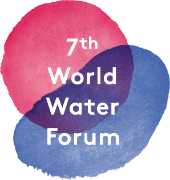 World Water Forum 7th - Logo