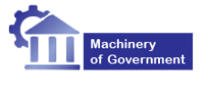 Click here to learn more on Machinery of Government