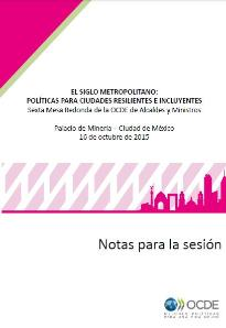 Cover: 6th Roundtable session notes spanish