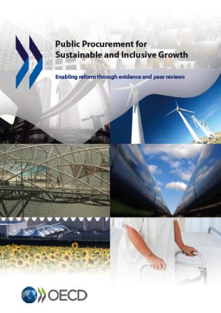 Public procurement brochure cover