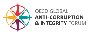 Global Anti-Corruption & Integrity Forum logo (no date)