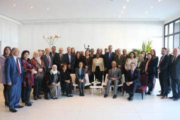 Photo taken during the project UK Good Governance and Anti-Corruption in Tunisia