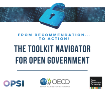 The Open Government Toolkit Navigator