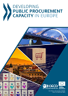 Cover - Developing public procurement capacity in Europe Brochure