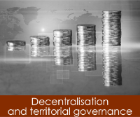 More information on decentralisation and territorial governance