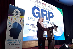Launch of the Good Regulatory Practice to SMEs in Southeast Asia