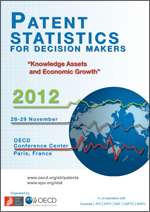 Patent Statistics for Decision Makers (PSDM) 2012