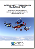 Cybersecurity Policy Making at a Turning Point - Brochure cover page