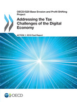 Addressing the Tax Challenges of the Digital Econom