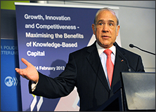 SG Gurria at KBC Conference