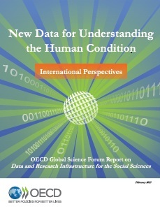 OECD Global Science Forum report on data and research infrastructure for the social sciences