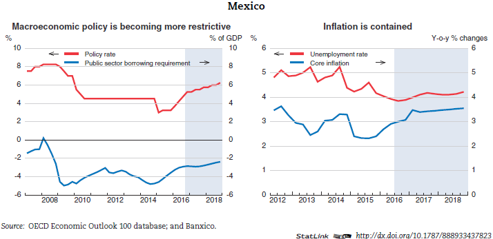 an overview of the economy and taxes in mexico Mexico economic outlook september 12, 2018 negotiators breathed a cautious sigh of relief in late august as they announced that mexico and the united states had struck a deal to update nafta.