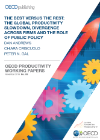 Productivity Working papers - cover