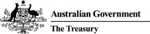 Logo Australian Treasury