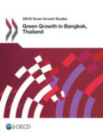 Green Growth in Bangkok, Thailand - cover