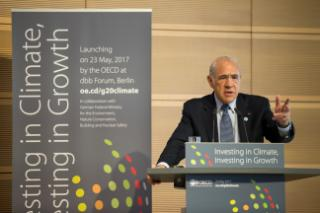 Angel Gurria Petersberg Climate Dialogue 2017