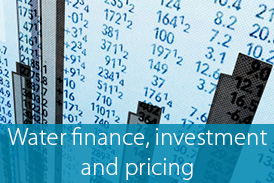 Water satellite site Button water finance