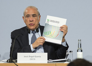Angel Gurria , Petersberg Climate Dialogue, 2017