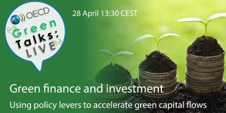 Green talks live Green finance and investment