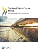 Cover - The Land-Water-Energy Nexus