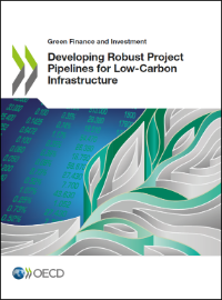 Book Cover Image- Developing Robust Project Pipelines for Low-Carbon Infrastructure