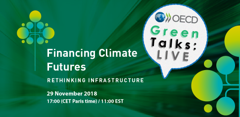 Green Talks LIVE Financing Climate Futures