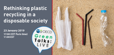 Green talks live plastics