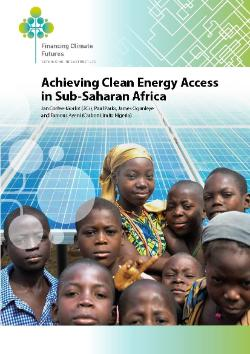 Cover Photo _ Achieving Clean Energy Access in Sub-Saharan Africa